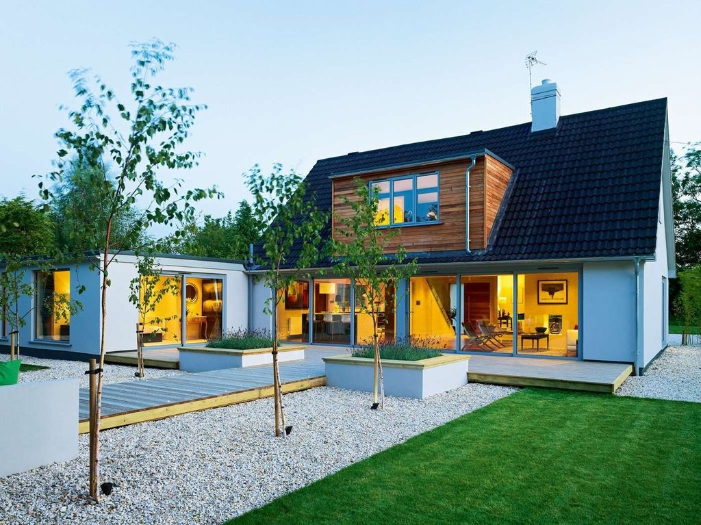 Inspirations For Beautiful House Extension 43