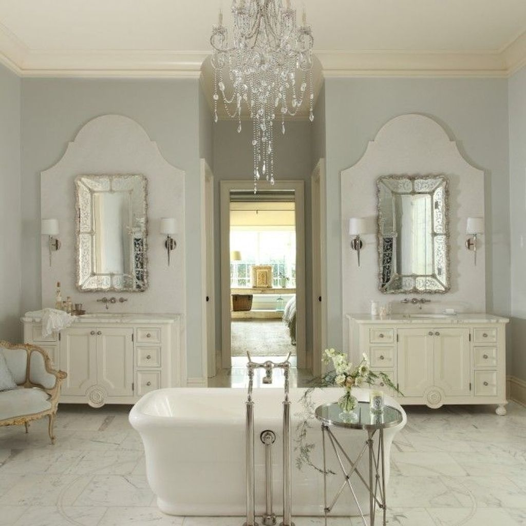 Inspiring Bathrooms With Stunning Details 48