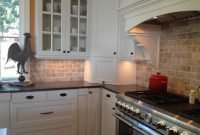 Pretty White Kitchen Backsplash Ideas 42