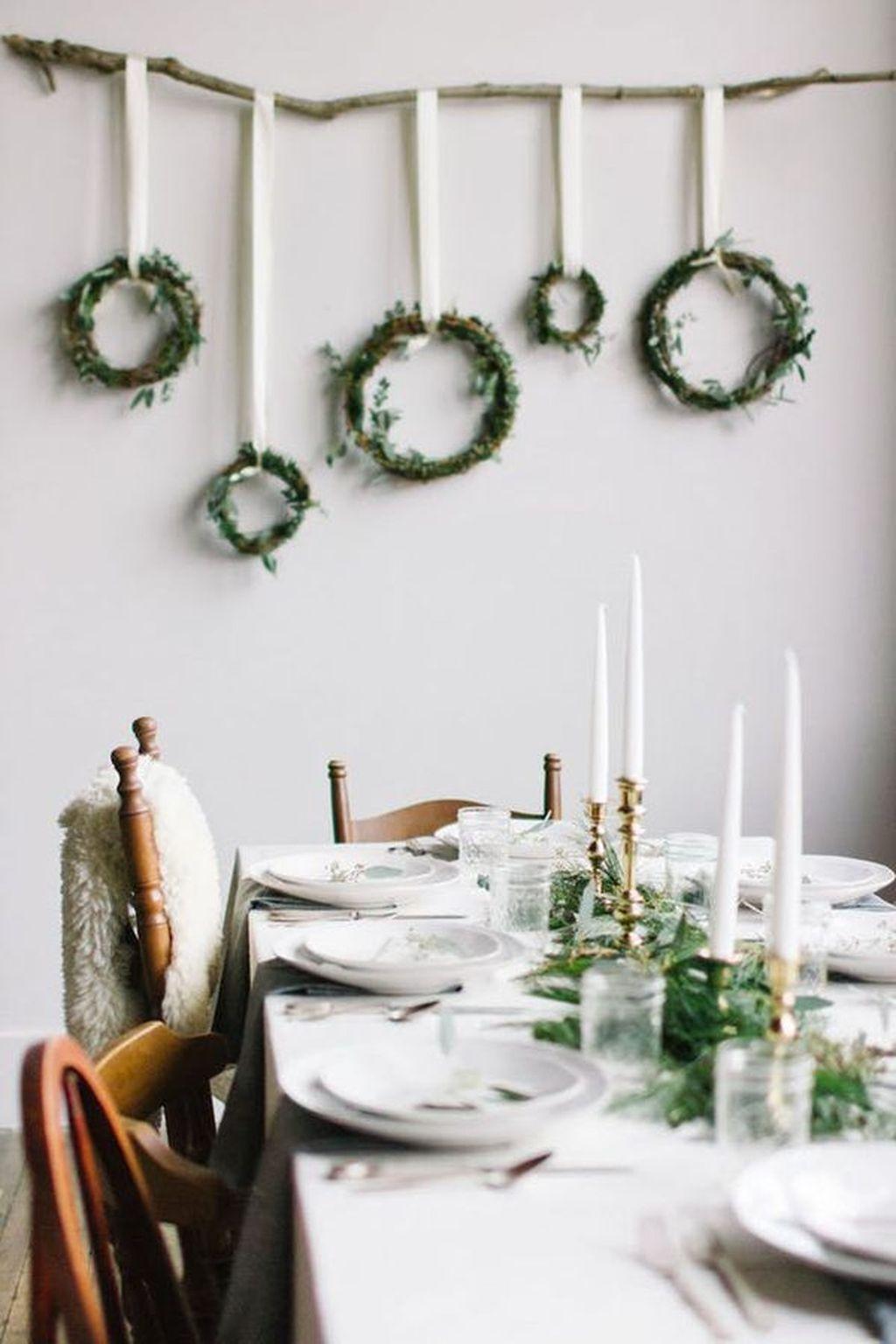 Simple Diy Christmas Home Decor Ideas 04