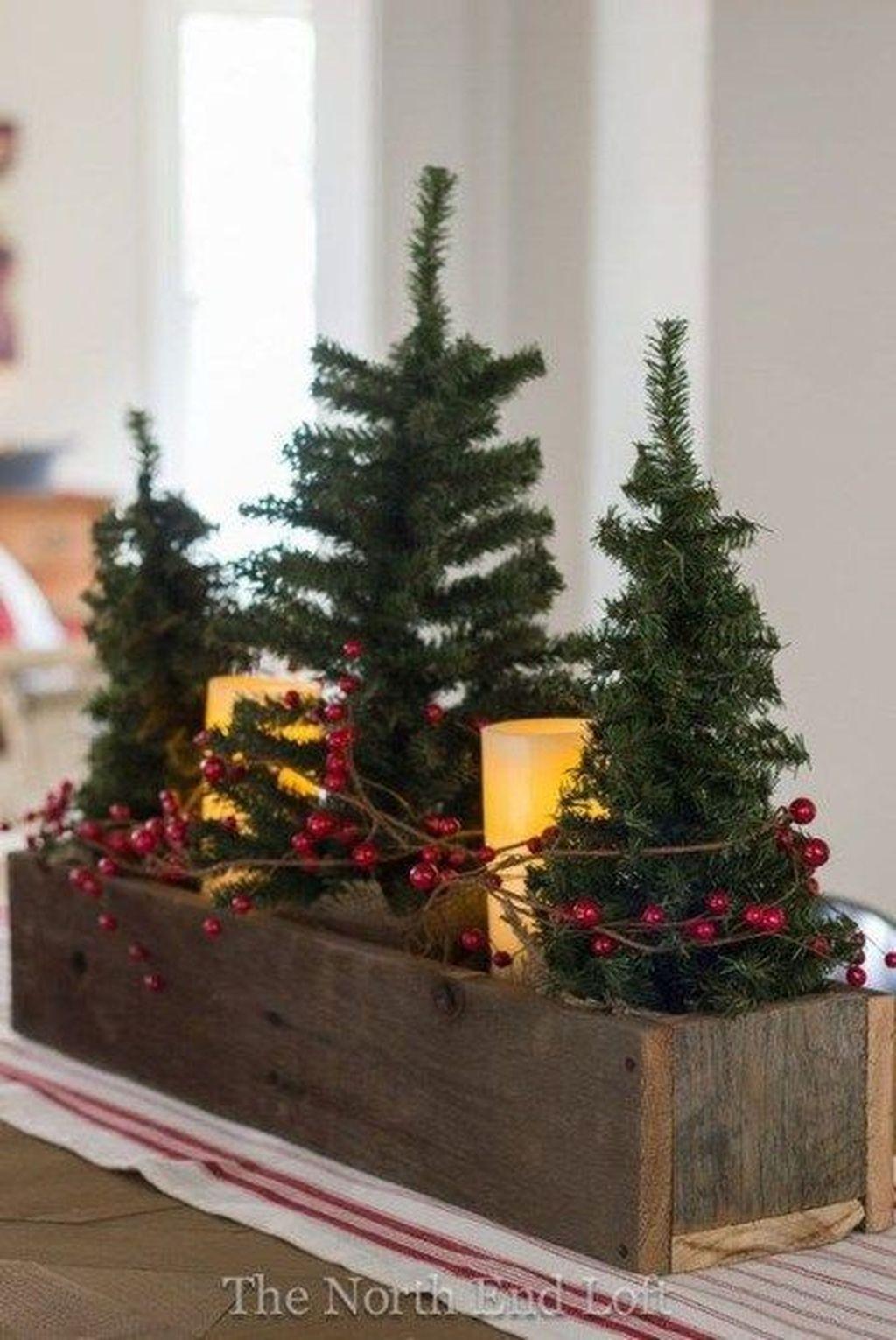 Simple Diy Christmas Home Decor Ideas 06