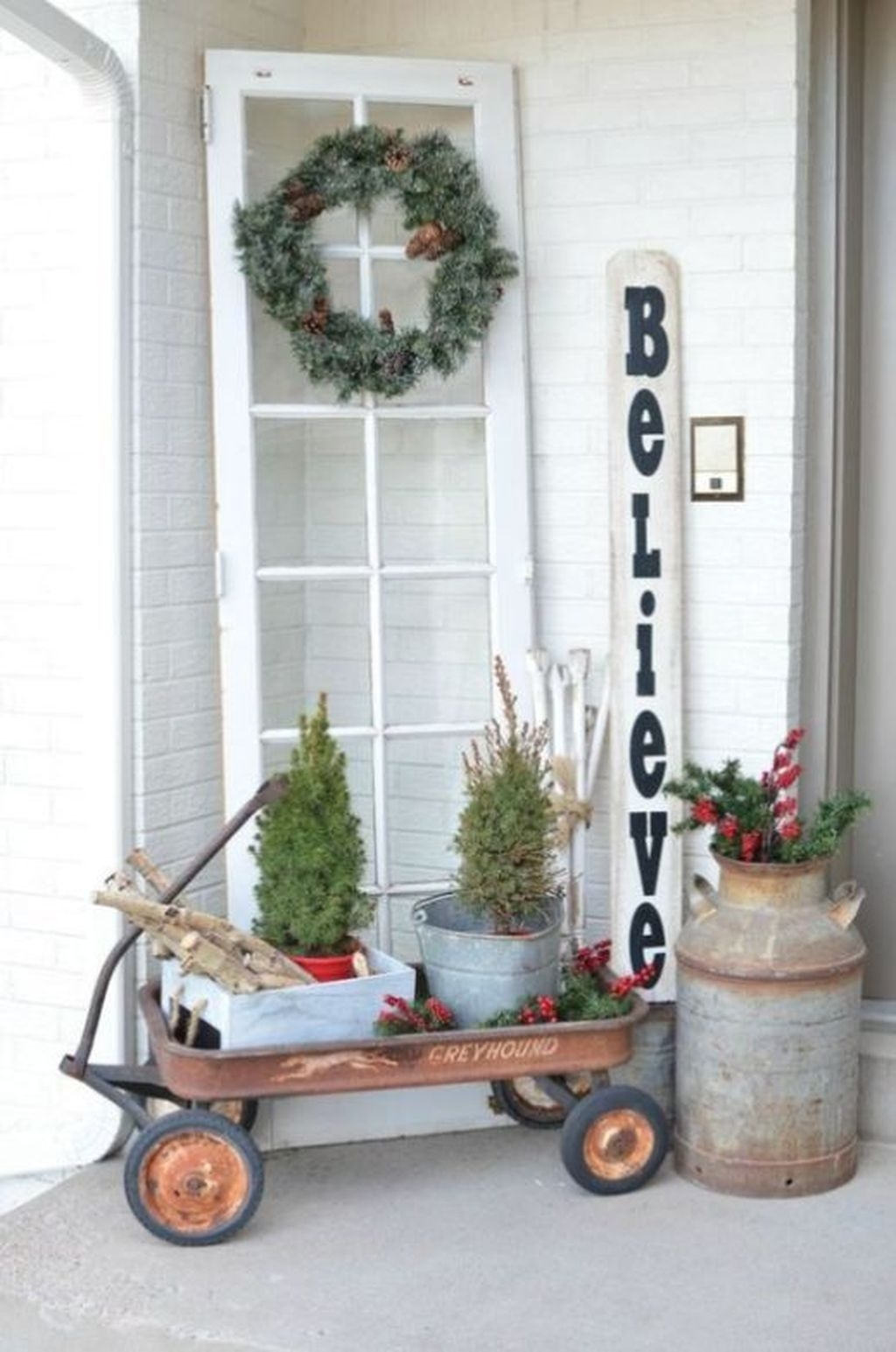 Simple Diy Christmas Home Decor Ideas 17