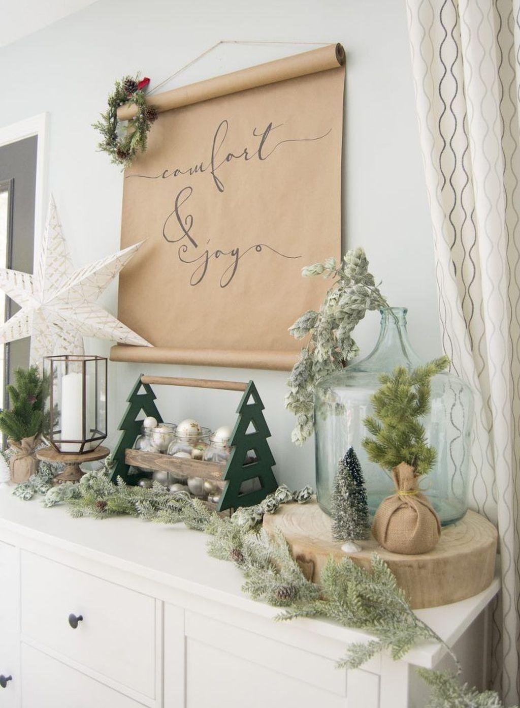 Simple Diy Christmas Home Decor Ideas 19