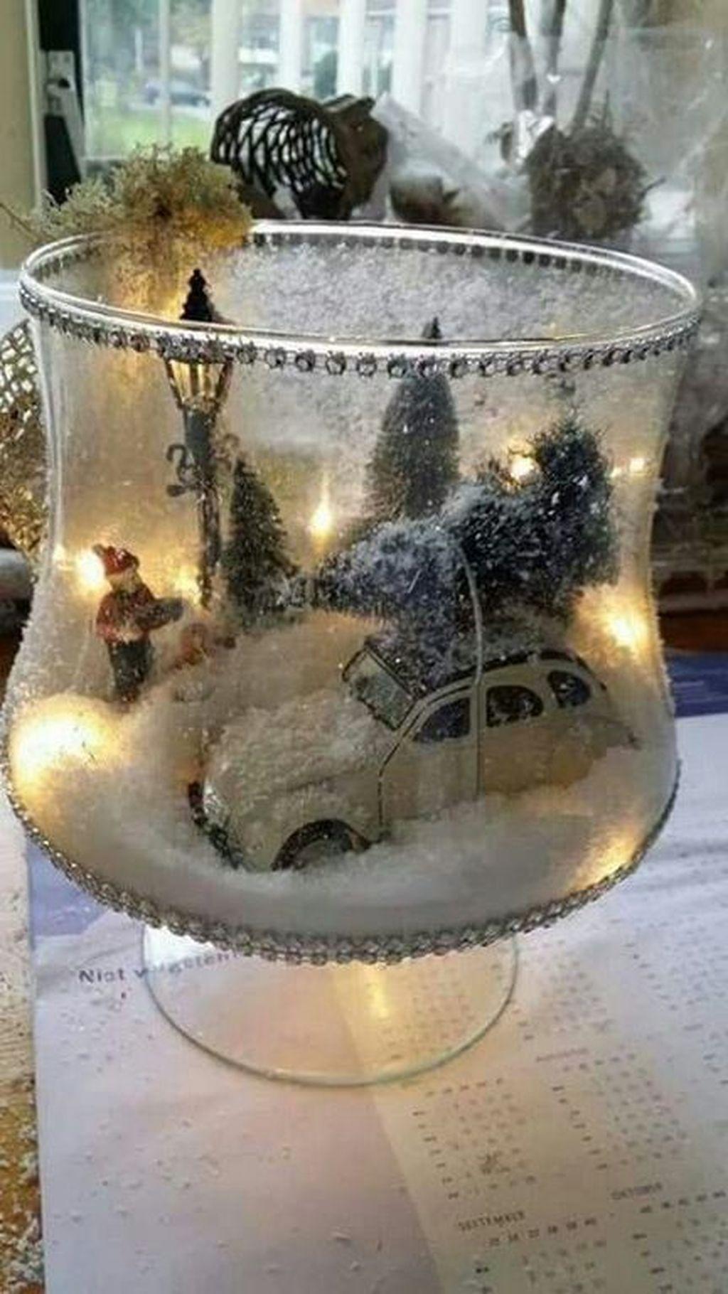 Simple Diy Christmas Home Decor Ideas 22