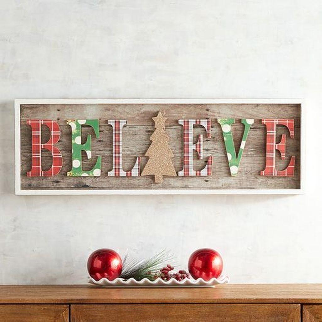 Simple Diy Christmas Home Decor Ideas 26