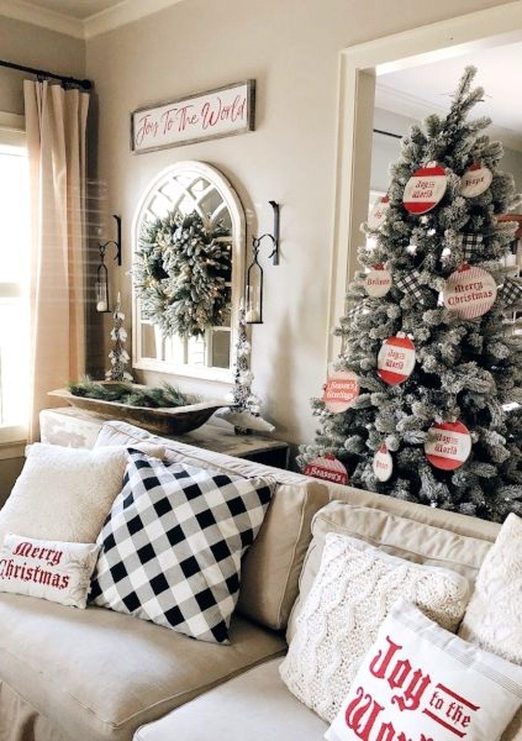 Simple Diy Christmas Home Decor Ideas 28