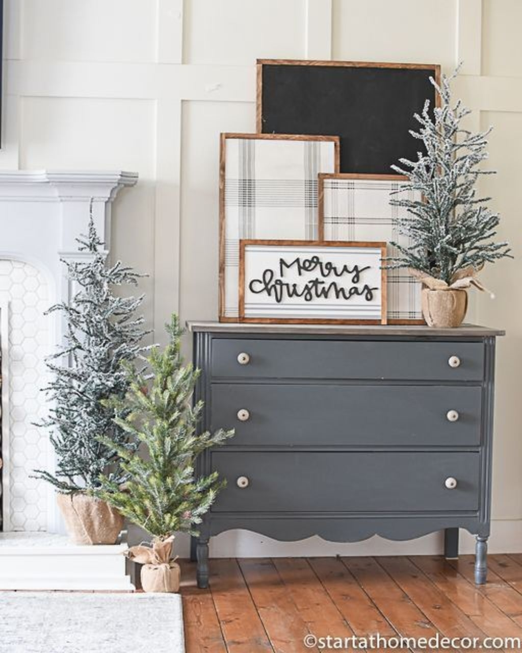 Simple Diy Christmas Home Decor Ideas 29