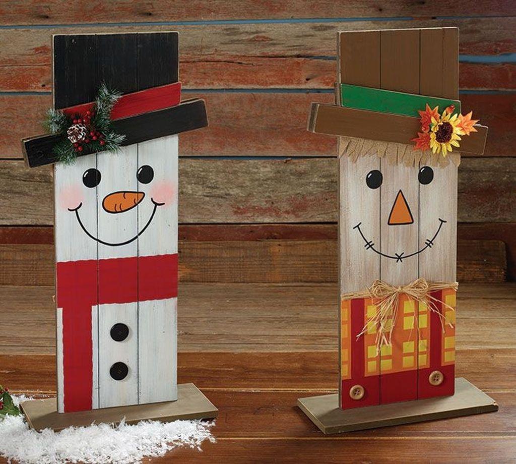 Simple Diy Christmas Home Decor Ideas 32
