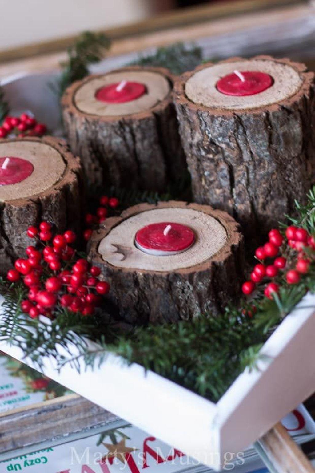Simple Diy Christmas Home Decor Ideas 53