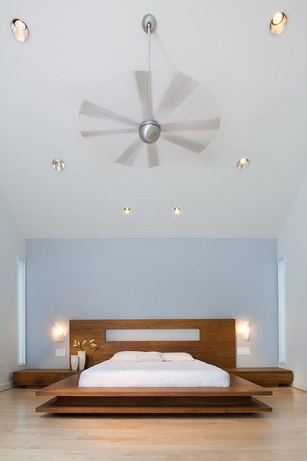 Lovely Diy Wooden Platform Bed Design Ideas 51
