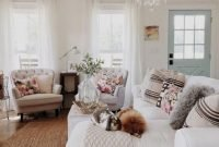 Shabby Chic Living Room Design For Your Home 47