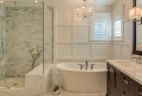 Cheap Bathroom Remodel Design Ideas 45