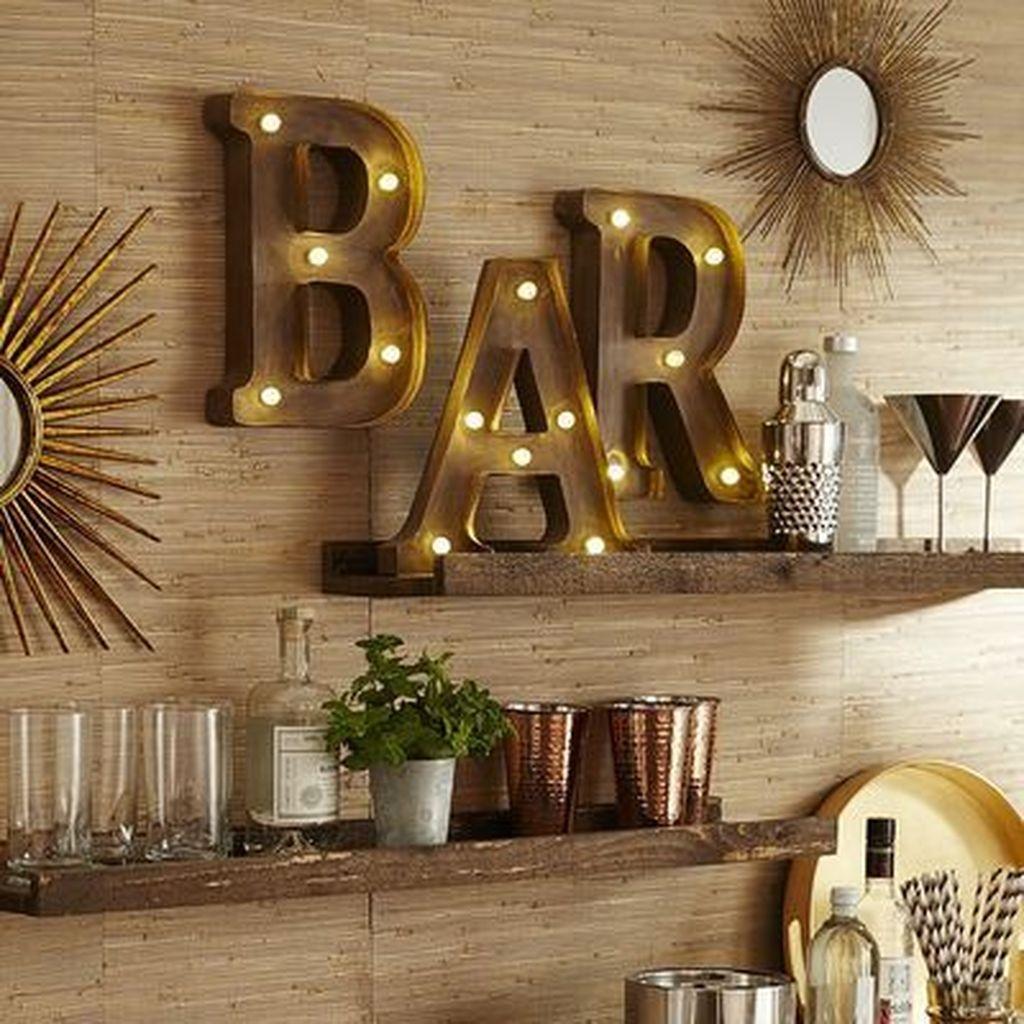 Wonderful Apartment Coffee Bar Cart Ideas 06