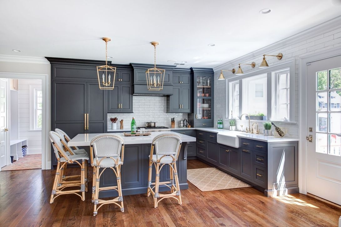 Brilliant Kitchen Set Design Ideas That You Must Try In Your Home 55