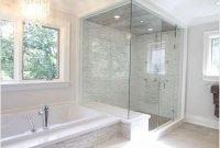 Relaxing Master Bathroom Shower Remodel Ideas 35