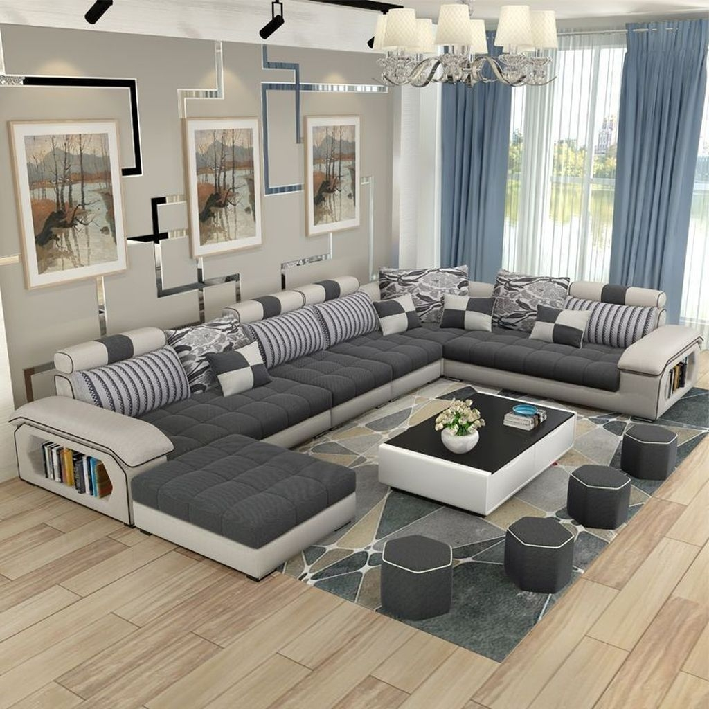 Catchy Farmhouse Decor Ideas For Living Room This Year 34