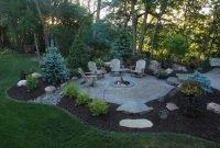 Newest Backyard Fire Pit Design Ideas That Looks Great 27