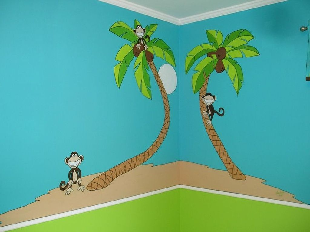 Adorable Disney Room Design Ideas For Your Childrens Room 31