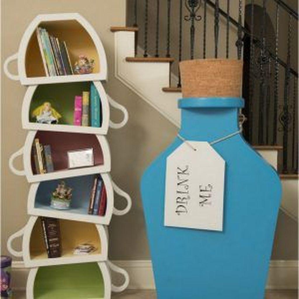 Adorable Disney Room Design Ideas For Your Childrens Room 35