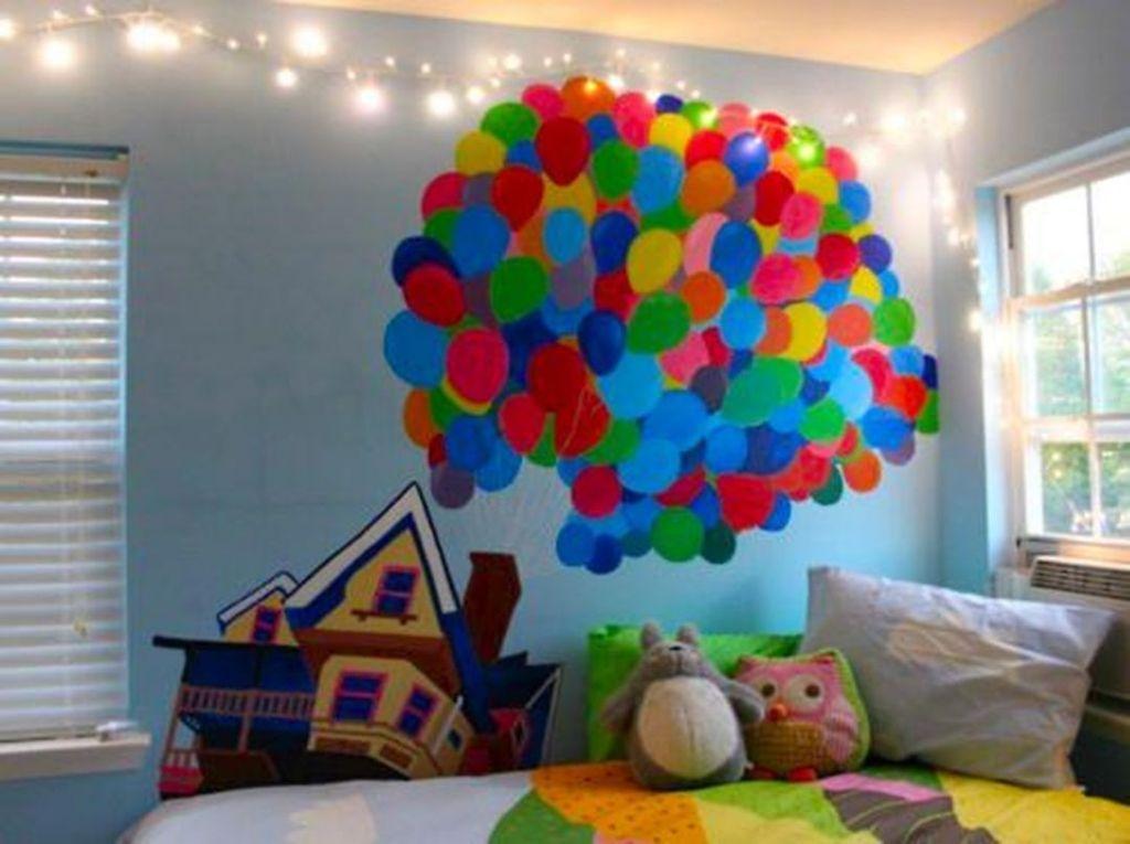 Adorable Disney Room Design Ideas For Your Childrens Room 36