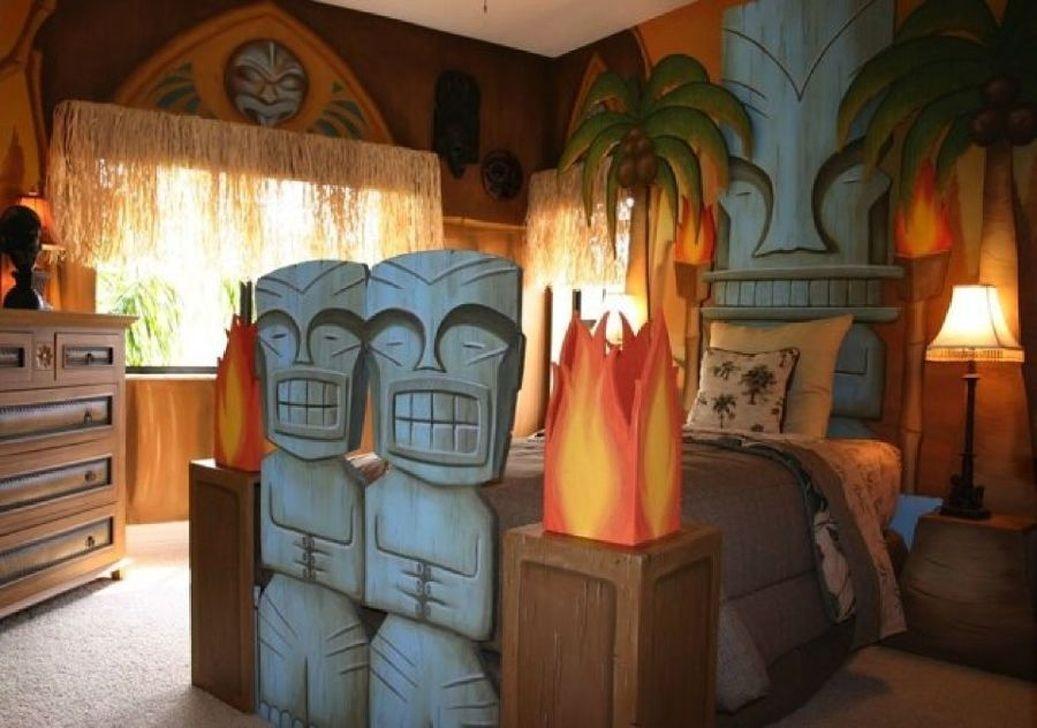 Adorable Disney Room Design Ideas For Your Childrens Room 37