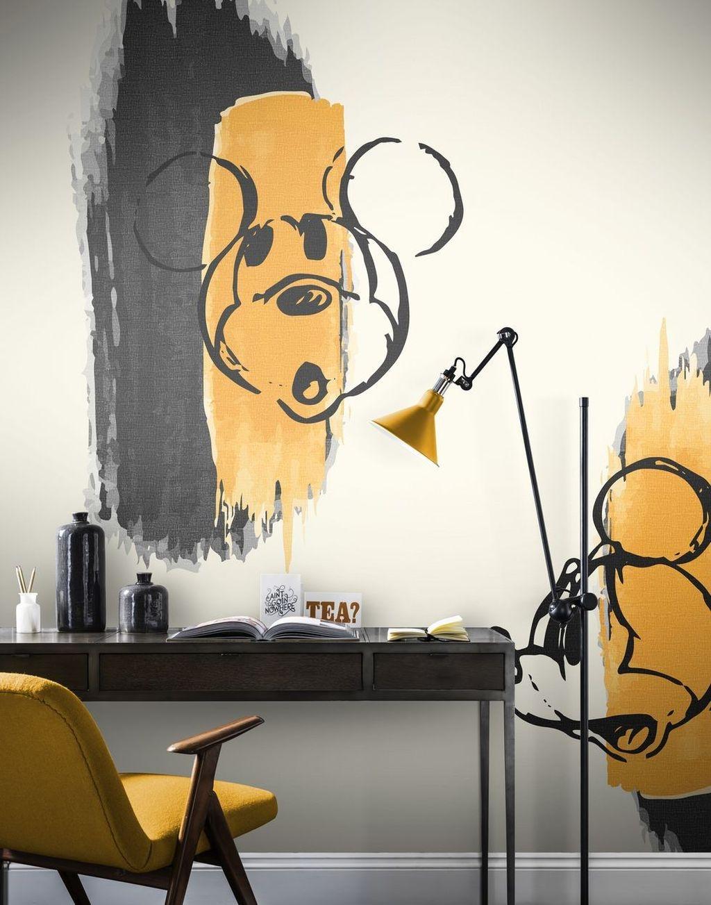 Adorable Disney Room Design Ideas For Your Childrens Room 49